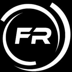 logo bianco FR - francesco raffaele