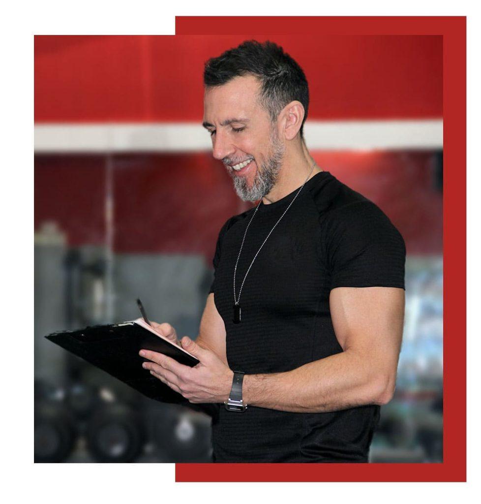 fitness coach online Francesco Raffaele