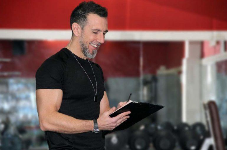 personal trainer a palermo Francesco Raffaele -