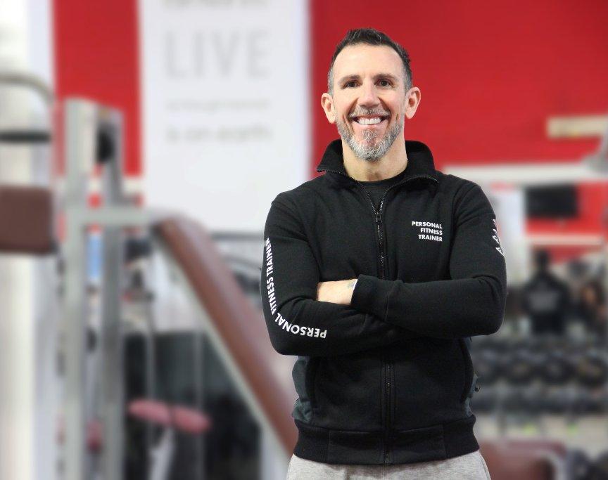 Francesco è un personal trainer per sportivi